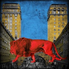 King of the city - red